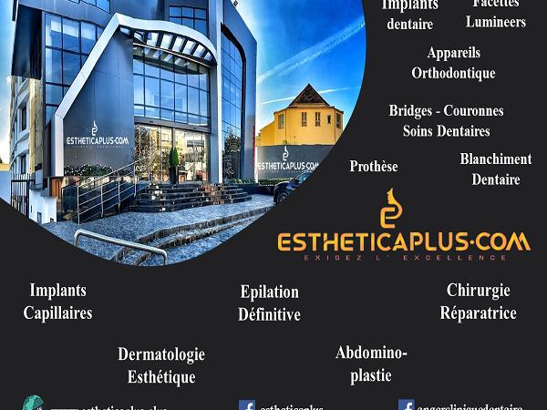 esthetica Tanger chirurgie réparatrice et dentaire