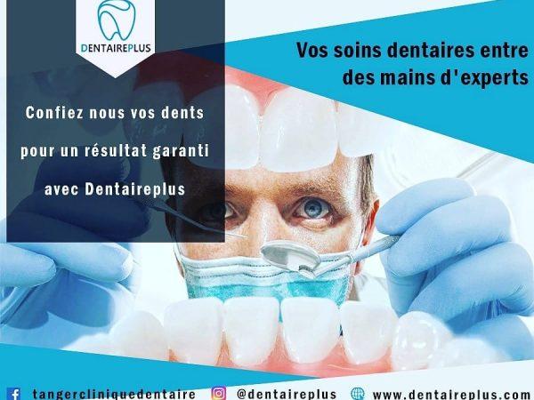 adresse clinique dentaire à Tanger