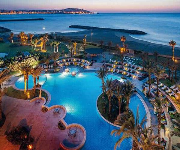 hotel Mövenpick Hotel & Casino Malabata Tanger