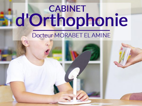 Cabinet d'Orthophonie Morabet