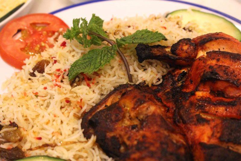 Sarayah food tanger