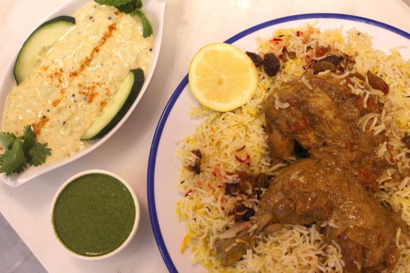 restaurant indien tanger