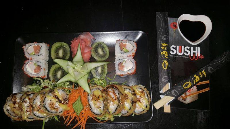 sushi tanger restaurant