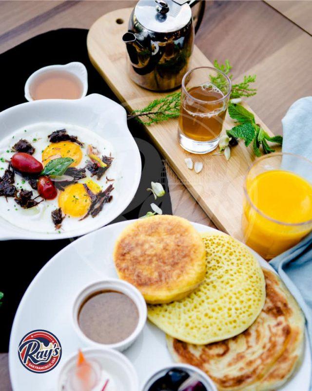 Ray's petit déjeuner marocain