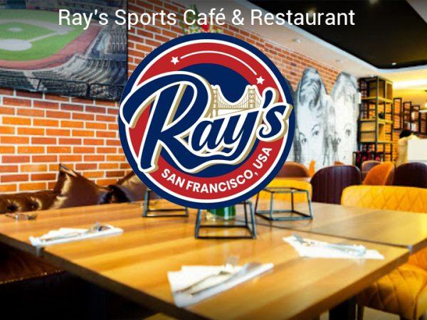 Restaurant Ray's Tanger